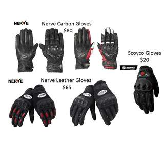 Nerve / Scoyco Gloves