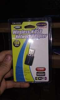 USB wireless wifi receiver 150 mbps