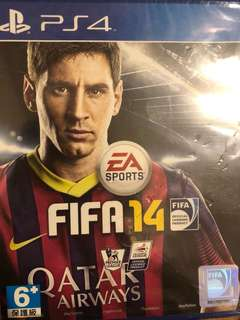 PS4 Sealed Fifa 14