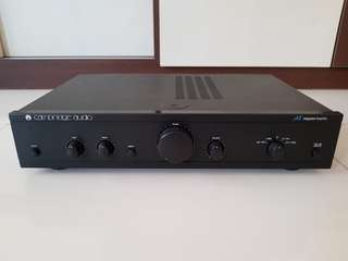 (SOLD)Cambridge Audio A5 Integrated Amplifier