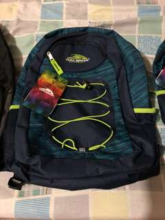 school backpack from US