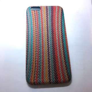 🚚 全新 iPhone 6splus手機殼 民族風編織款 #畢業兩百元出清