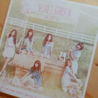 [ Apink ] Secret Garden (淨專) + 小卡 (另計)