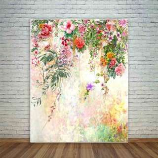 Wild Forest Floral