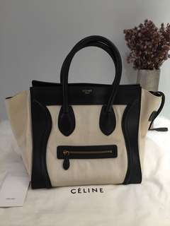Authentic Celine Mini Luggage (comes with dustbag+booklet)