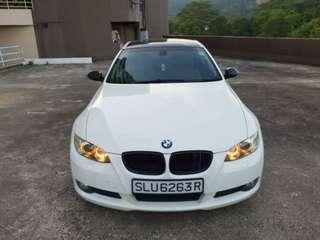 BMW e92 325i