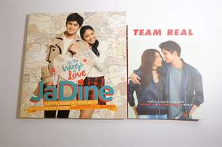 JaDine Booklets [ALL IN]
