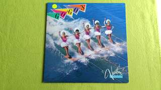 GO GO'S . vacation. vinyl record