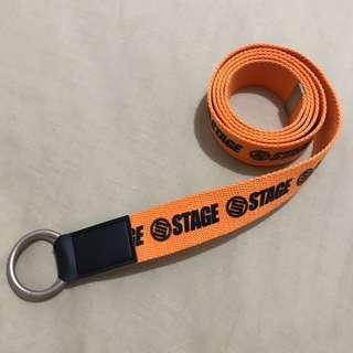 STAGE Orange Belt