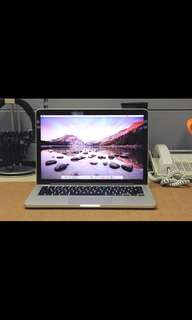 Apple MacBook Pro (Adobe Photoshop)