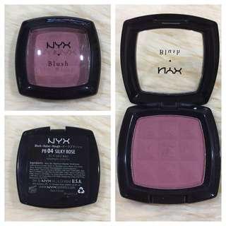 NYX Powder Blush - Silky Rose