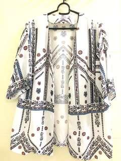 Zalia kimono cardigan