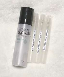 10ml CLIO OIL CONTROL FIX MIST