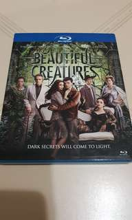 Pre-loved Beautiful Creature Blu Ray Bluray
