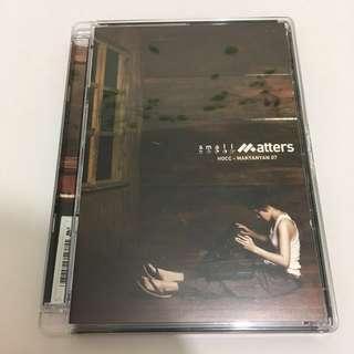 (包郵) 何韻詩 Small Matters DVD