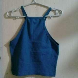 Croptop (blue)