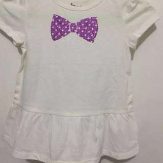 BNWT Circo Baby Dress with Bow 4T
