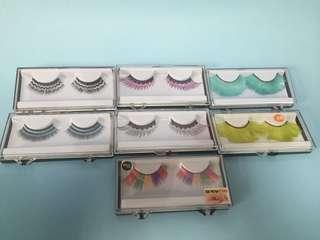 Dramatic Fake Eyelashes $5 each pair