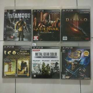 PS3 Used Game