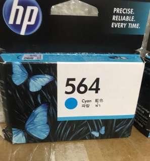 HP Ink Cartridge Cyan