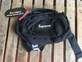 (Brand New) Supreme 18SS 44th Waist Bag 1:1
