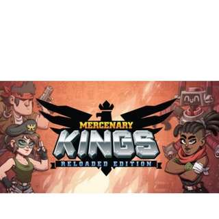 Mercenary Kings: Reloaded Edition (Normal Price S$20.00)