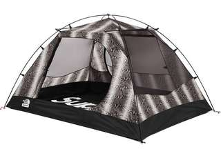 Supreme / The North Face Snakeskin Taped Seam Stormbreak 3 Tent