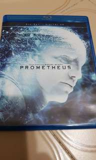 Pre-loved USA Original Prometheus Blu Ray Bluray