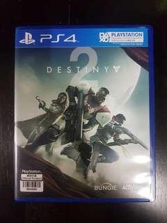 Destiny 2 & Destiny 1 (PS4)
