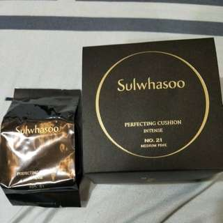 Sulwhasoo Perfecting Cushion refill $18