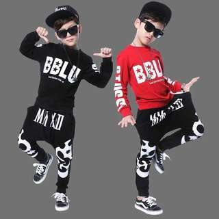 KIDS TERNO ATTIRE L-XL (AG)