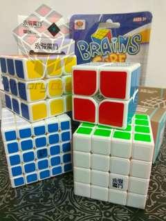 Paket Yongjun ( 2x2 - 5x5 ) Whitebase
