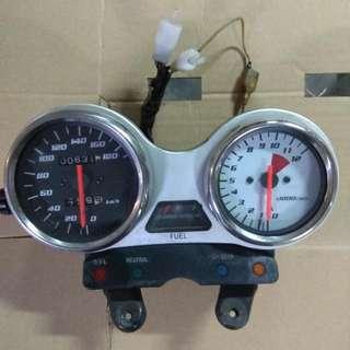 Yamaha RXZ Speedometer Tachometer Set