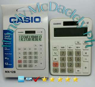 Casio 12digit Calculator