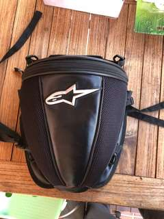 Alpinestar tank/saddle bag