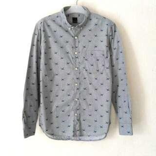 Tirajeans printed shirt