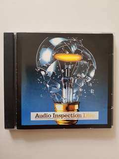 CD(SOLD)Audio Inspection Disc by Kesaki Records