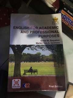 EAPP Book SHS