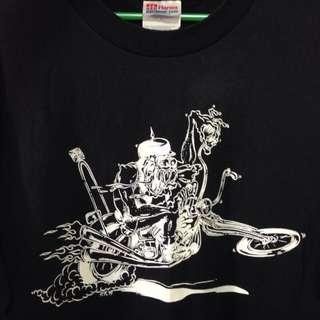 Band shirt (THRUST)