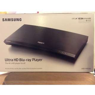 4k UHD藍光播放器    UBD M8500 Blueray player