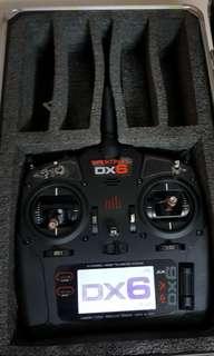 Spektrum DX6 c/w RX & Goflykite