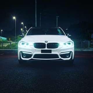 BMW F30 M3 Bodykit