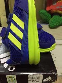 Toddler Shoes Adidas AltaRun CF I 8.5 K US size