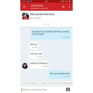 Testi makeup marc jacobs via go-send