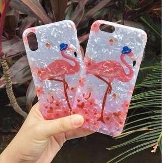 flamingo shell case