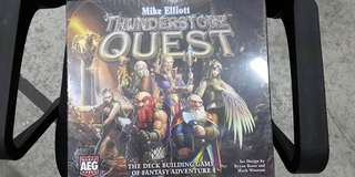 Thunderstone Quest Deck building game