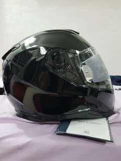 Nexx Full Face Helmet Size L