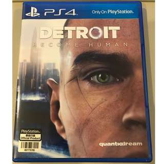 Detroit: Become Human (R3)