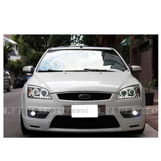 2007年-福特-FOCUS(車就是要改.年輕首選.安全可佳)『輕鬆低月付』怎麼輕鬆貸.讓我來幫你!