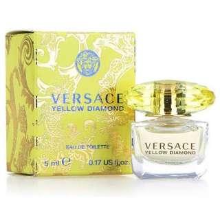 Mini Versace Yellow Diamond Perfume